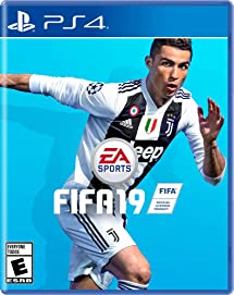 Amazon.com  FIFA 19 - Standard - PlayStation 4  Electronic Arts ... 49ef5bd3e