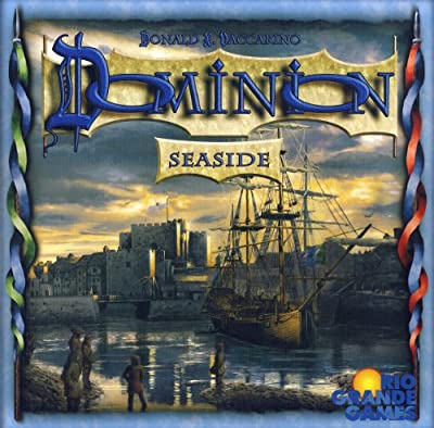 Dominion Seaside from Rio Grande Games