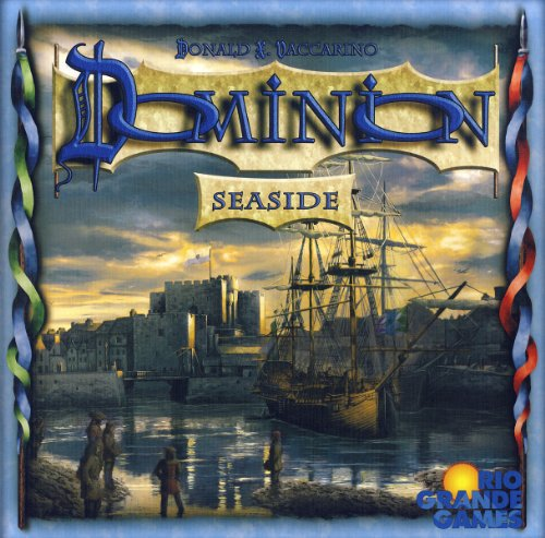 Rio Grande Games Dominion Seaside -