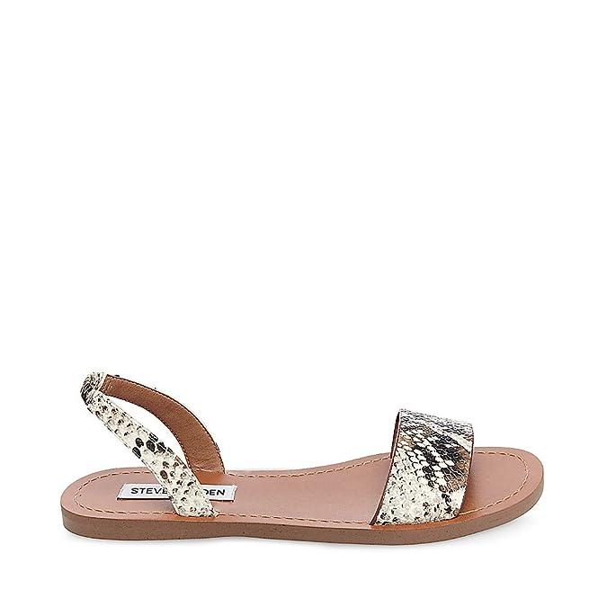 0f5c04c27dd Amazon.com   Steve Madden Women's Alina Sandal   Flats