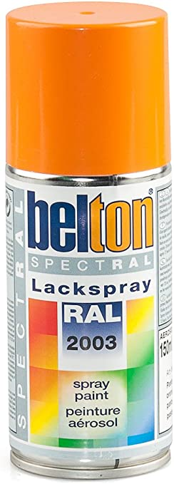 Belton Spectral Spraydose Ral 2003 Pastellorange 150ml Auto