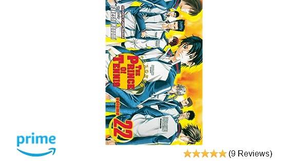 Prince Of Tennis Vol 22 Takeshi Konomi 9781421510989 Amazon
