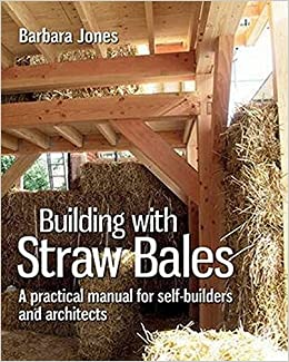 how to build a straw bale house uk