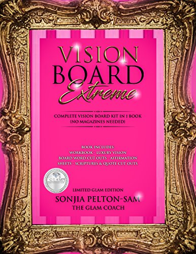 VISION BOARD EXTREME: EXTREME LIMITED GLAM EDITION