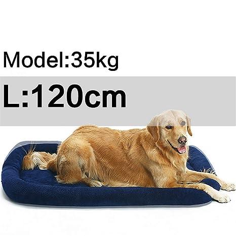 Wuwenw Cama Grande para Perros Cama Grande para Mascotas ...