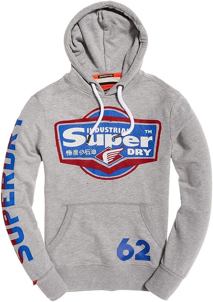 Superdry Shapers N Makers Brushed Hoodie