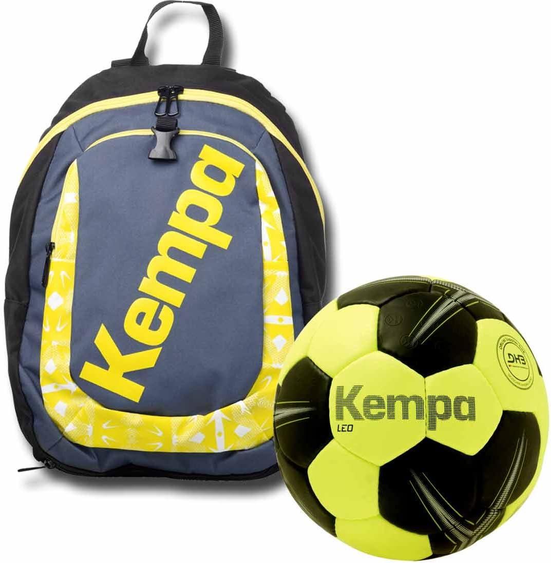 Kempa infantil de balonmano con pelota de mochila para niños ...