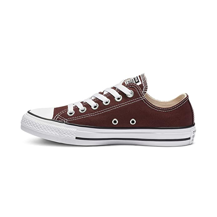 Converse Chucks All Star Chuck Talyor Low Top Erwachsene Damen Herren Braun