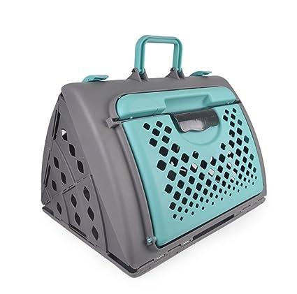Artículos Para Mascotas Jaulas Caja De Aire De Gatos Cachorros De Gato Gato Maleta Portátil Y