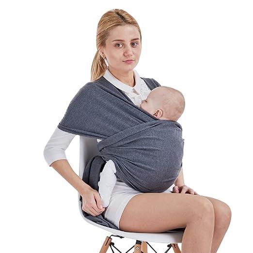 bébé sling carrier, naissance à 3 ans l allaitement nursing couvrir super  doux coton organique bébé envelopper par la liberté des élingues mains  libres ... 70e365a4f6e