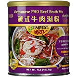 PHO Beef Broth Mix (Gluten Free) by Harvest2000 Int'l. Inc.