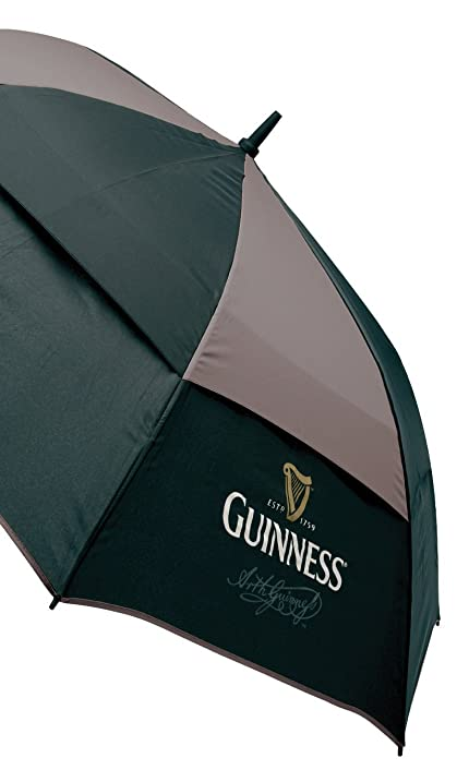 Guinness Windproof Golf Umbrella