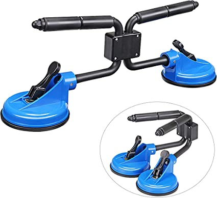 Load Bearing Capacity 170 lbs Roller Loader with Suction Cup for Kayak Boats Steel and Nylon Bushing SELEWARE Innovative Boat Roller