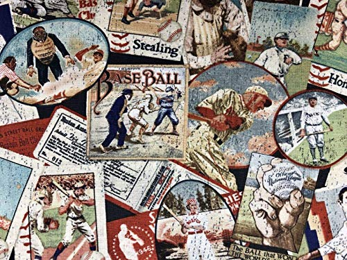 (Baseball Cards Pictures Valance Sale Cotton Window Curtain Treatment 43