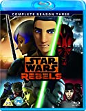 Star Wars Rebels Season 3 [Blu-ray]