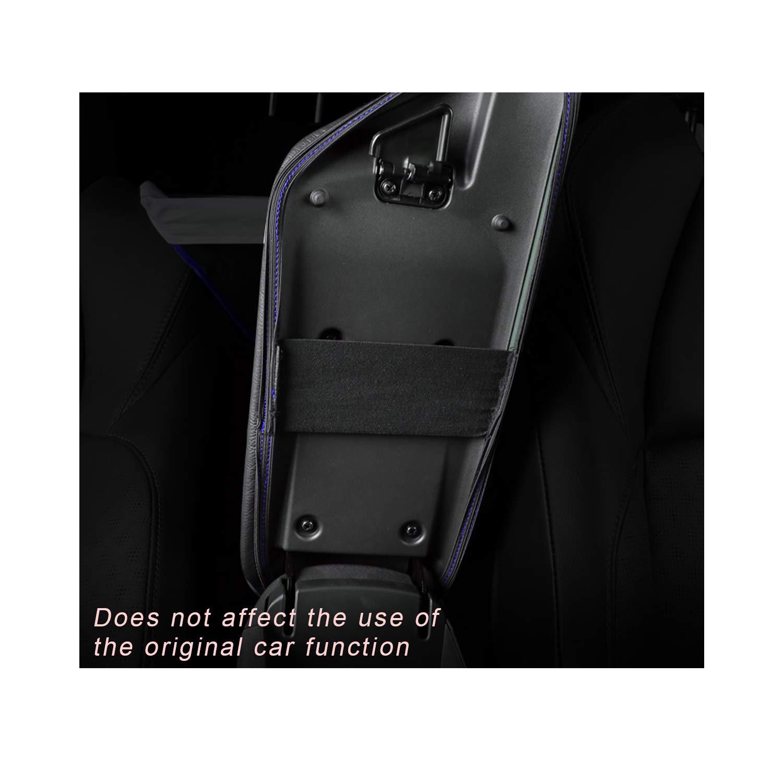 reposabrazos cubierta protectora Cubierta para reposabrazos central para C-HR consola central caja