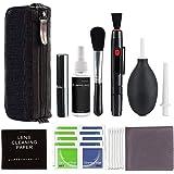 WOKUSEY Kit de Limpieza para Cámara, Kit de Limpieza Profesional, Herramientas para Cámaras Digitales, Limpieza Profesional d