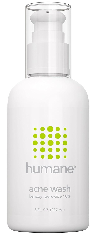 Amazoncom Humane Benzoyl Peroxide 10 Acne Treatment Body Face