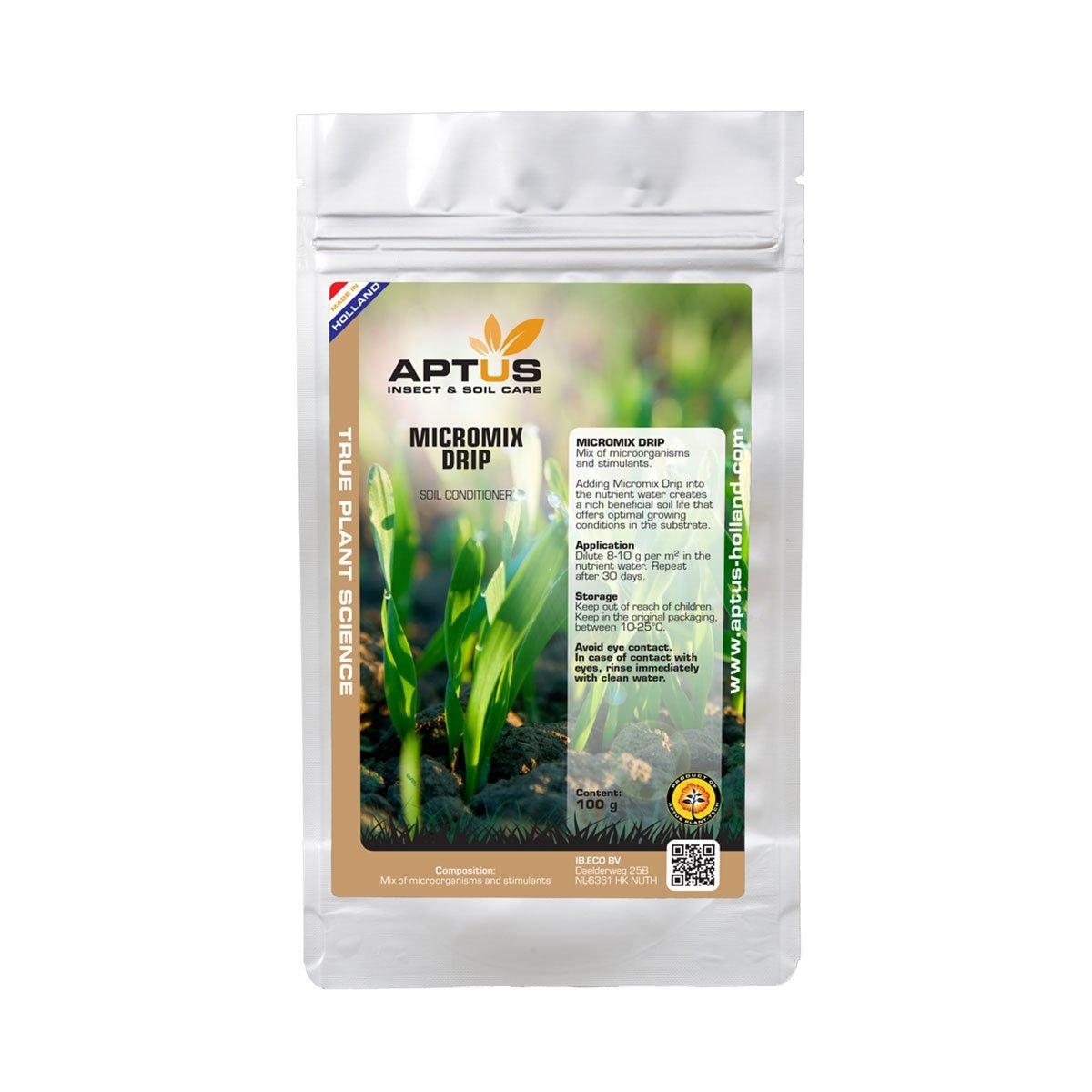 Micromix Soil - 100 gr: Amazon.es: Jardín