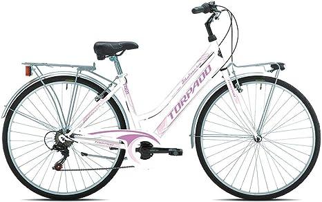 Torpado bicicleta City albatros lady 28