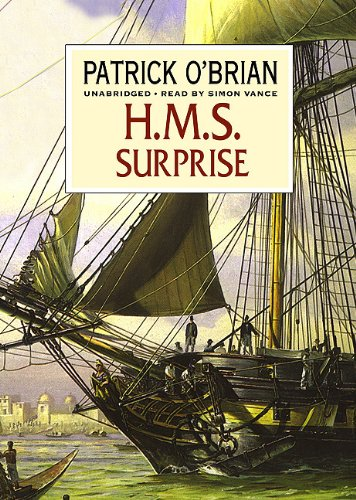 Download H.M.S. Surprise (Aubrey-Maturin series, Book 3) pdf epub