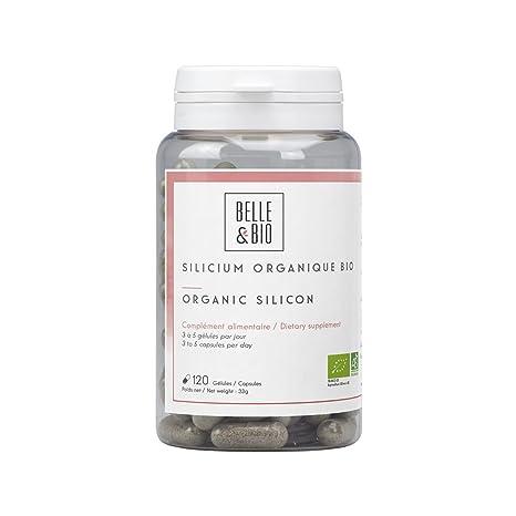 Bella y Bio – Silicio Orgánica Bio – 120 Cápsulas