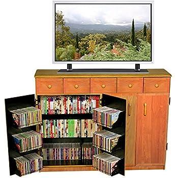 Amazon Com Leslie Dame Cd 612c Solid Oak Multimedia