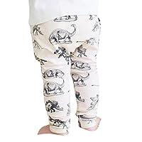 BURFLY Toddler Kid Boy Dinosaurs Print Long Pants Lovely Harem Trousers