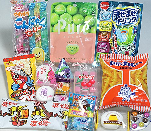japanese candy rice - 8