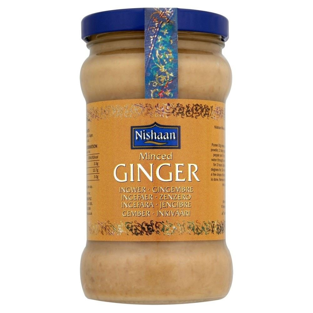 Nishaan Minced Ginger (283g) - Pack of 2