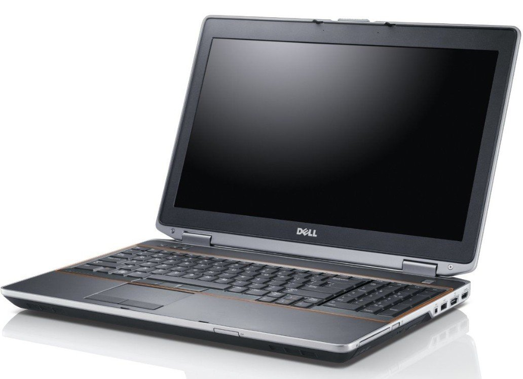 Dell Latitude E6520 Ordenador Portatil # 15.6 HD + 1900 x 1600, Intel Core i5 2.5 GHz, 256 GB SSD, DVD Multi, WiFi, Bluetooth, umst, webcam, ...