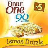Fibre One Lemon Drizzle Squares, 5x24 g