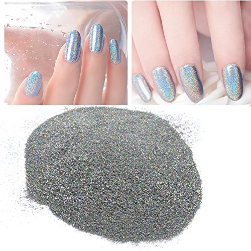 Beauty & Health Wholesale Stars Shape Holographic Color Laser Nail Glitter Paillette Sequins Universe Beauty Decal Nail Tool Exquisite Traditional Embroidery Art