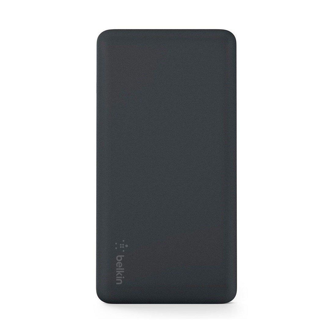 Belkin Pocket Power 15,000mAh Durable Ultra Slim Portable Charger/Power Bank/Battery Pack (Black)