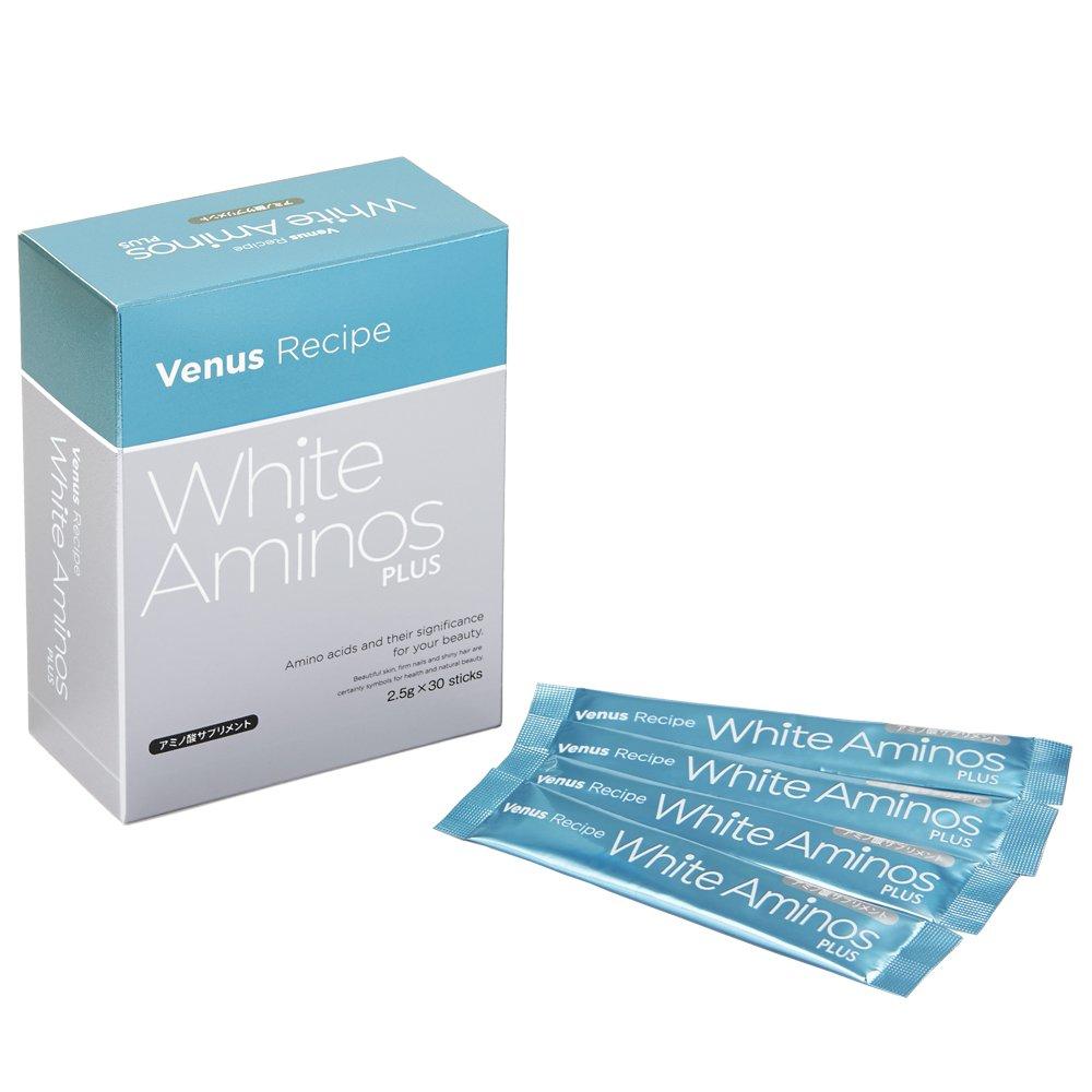 アクシージア ヴィーナスレシピ ホワイトアミノズ プラス B07434GGPR