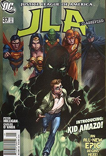 JLA: Classified (2004 series) #37 (Jla Classified Series)