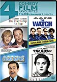 The Internship / The Watch / Cedar Rapids / The Sitter [4 Comedy Film Favourites]