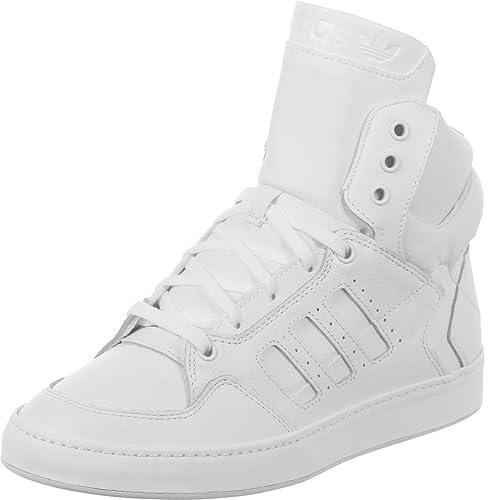 hot sales 20cfc f615b adidas OriginalsTop Ten Vulc Valentine - Pantofole a Stivaletto Donna,  Bianco (Bianco),