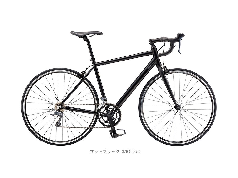 SCHWINN(シュウィン) 17'FASTBACK 3(ファストバック 3) ロードバイク マットブラック B01M4M3ZDA M/L(53cm)
