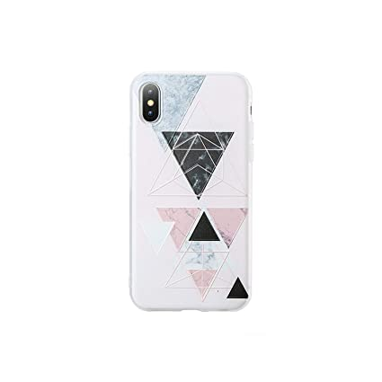 Amazon.com: Little SU - Carcasa de silicona para iPhone 7 6 ...