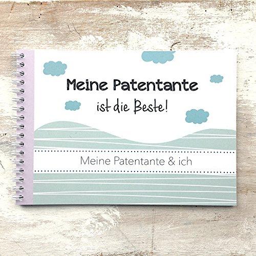 mintkind Erinnerungsbuch Meine Patentante und Ich