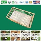 Palmpring Organic Coconut Mattress - Baby Crib