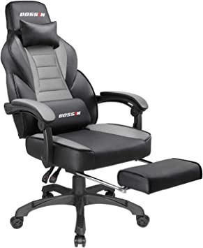 Amazon.com: BOSSIN Gaming Chair Office Computer Desk Chair with