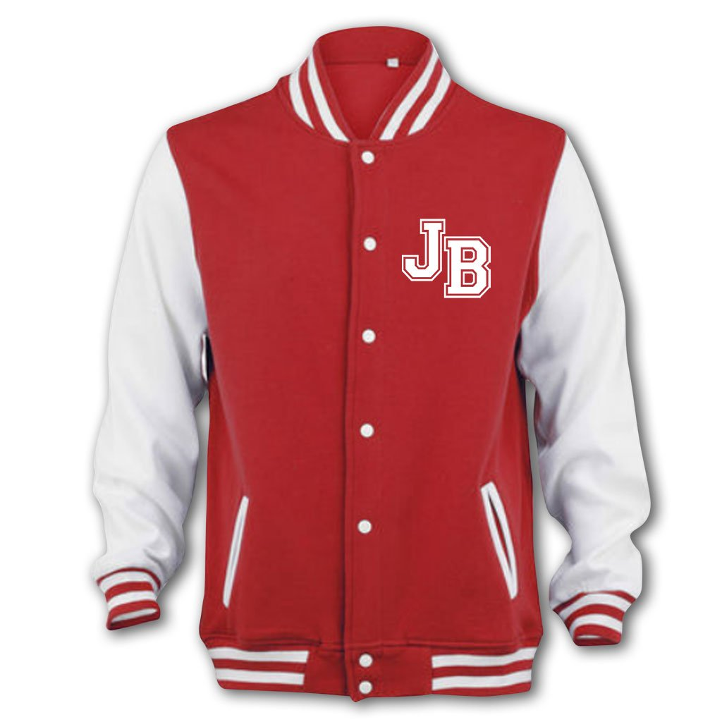 Bang Tidy Clothing Girl's JB Girlfriend Varsity College Jacket