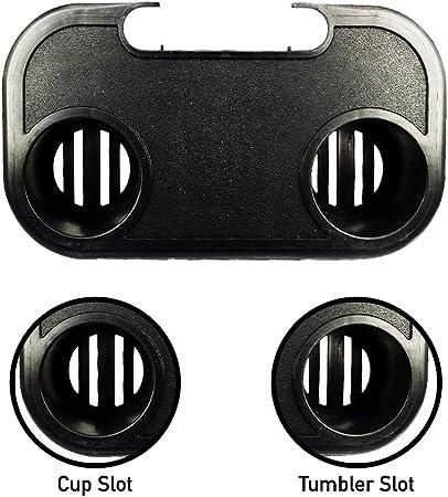 Amazon.com: Bandeja portátil con clip para colocar en la ...