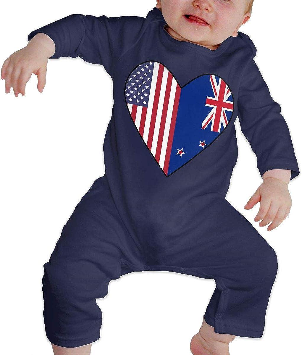 VANMASS Little Babys Life Behind Bars Short Sleeve Climbing Bodysuits Baby Playsuit