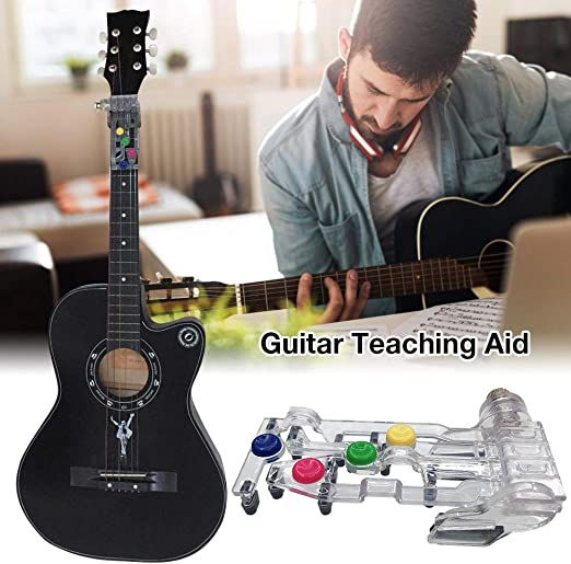 fancyU Nuevo Sistema De Aprendizaje De Guitarra Actualizado Ayuda ...