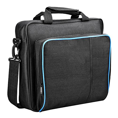 BTNOW New Style Carry Case Travel Carry Case Shoulder Handbag for PS4, PS4 Slim and PS4 Pro