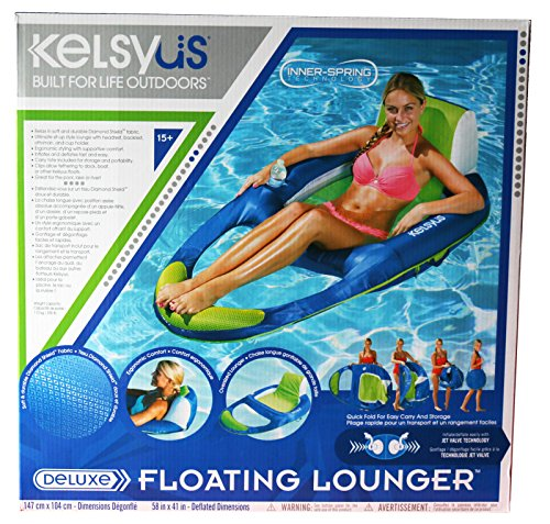 Kelsyus Floating Lounger - 4