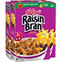 3-Pk. Kellogg's Raisin Bran Breakfast Cereal, 18.7 Ounce Box